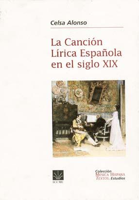 La canción lírica española en el siglo XIX