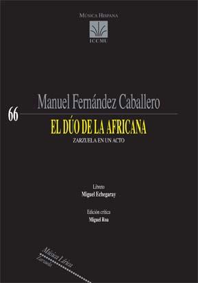 El dúo de La africana